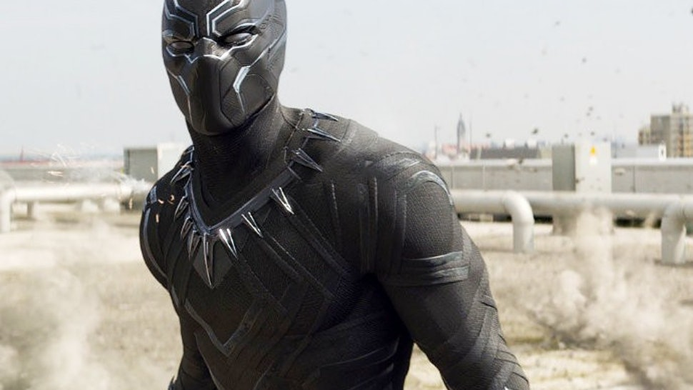Marvel Black Panther Black Panther Avengers Infinity: Black Panther Meets The Guardians Of The Galaxy In
