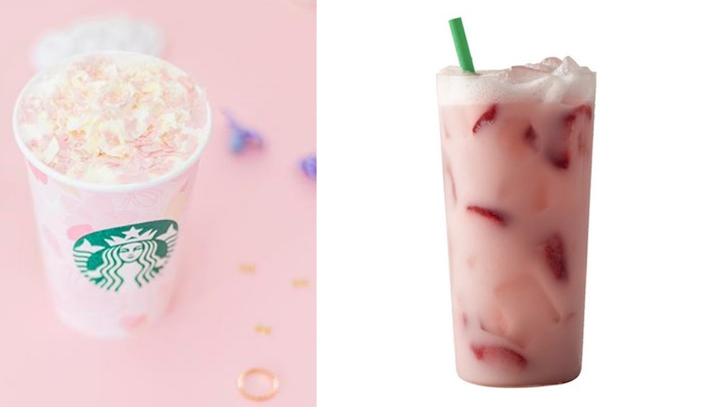 Check Out This Very Berry Hibiscus Starbucks Refreshers Beverage