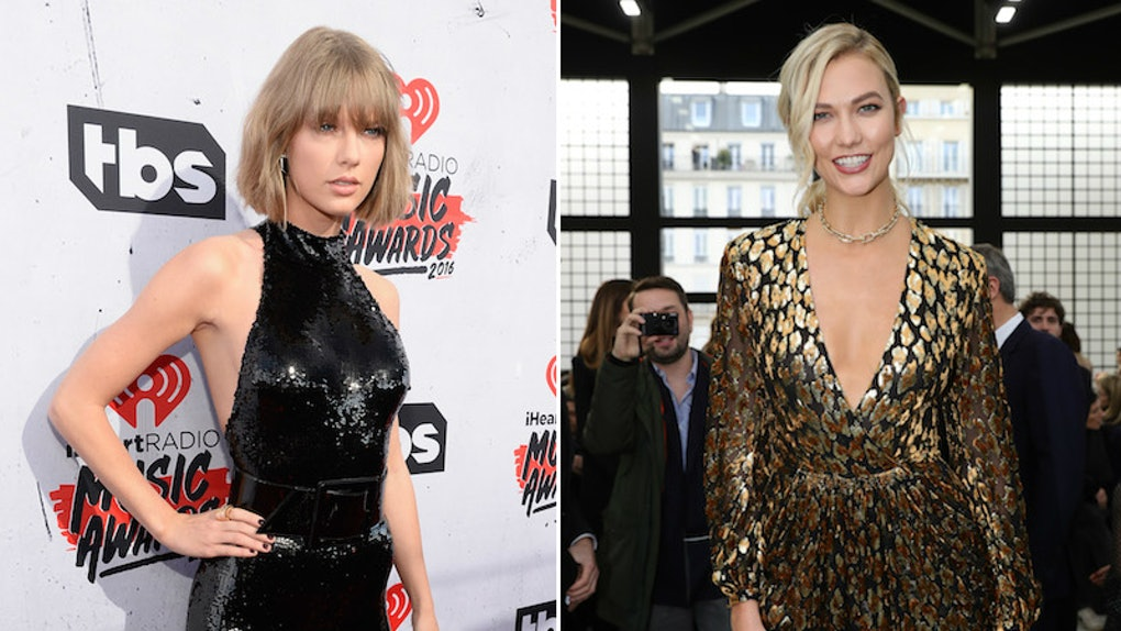 This Theory About Karlie Kloss Taylor Swifts Friendship