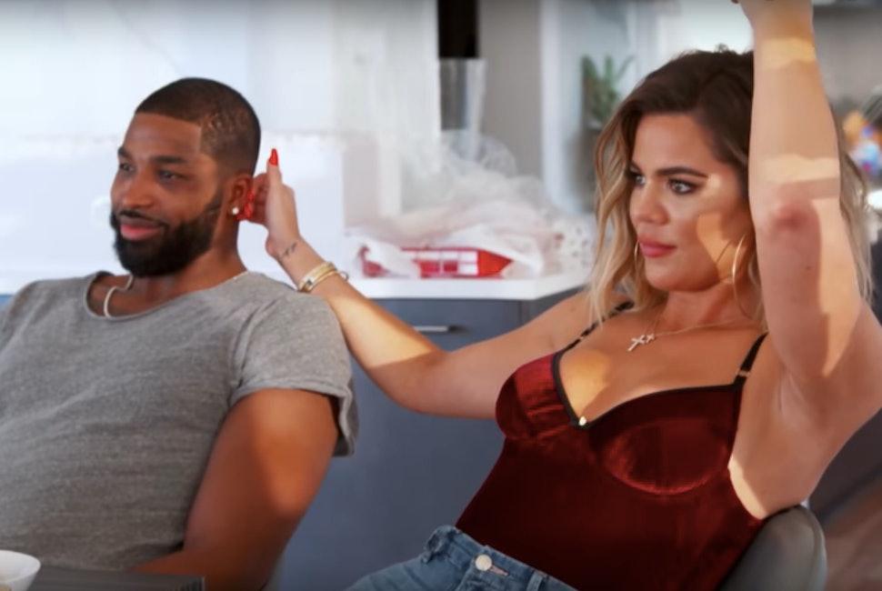 Why Khloe Kardashian Tristan Thompsons Cheating Scandal Feels So Weirdly Personal