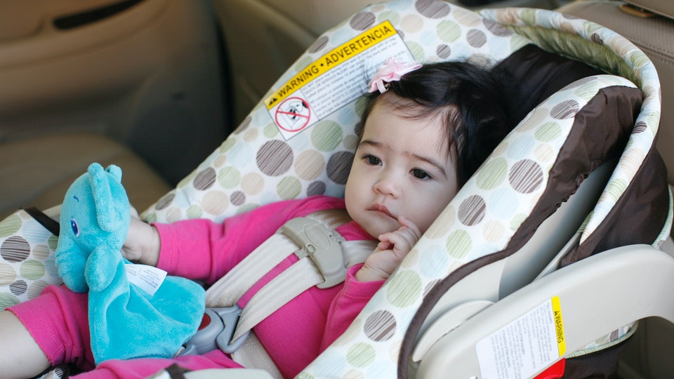 How Long Should A Baby Be In A Car Seat When Driving? There Are Some ...
