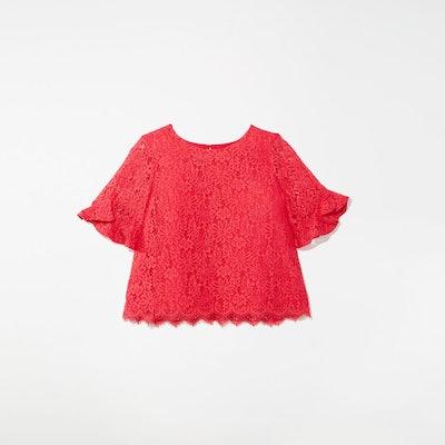 Leandra Bell Sleeve Blouse
