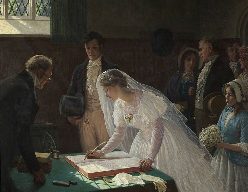 6 Creepy Wedding Superstitions From History,Petite Dresses Wedding Guest