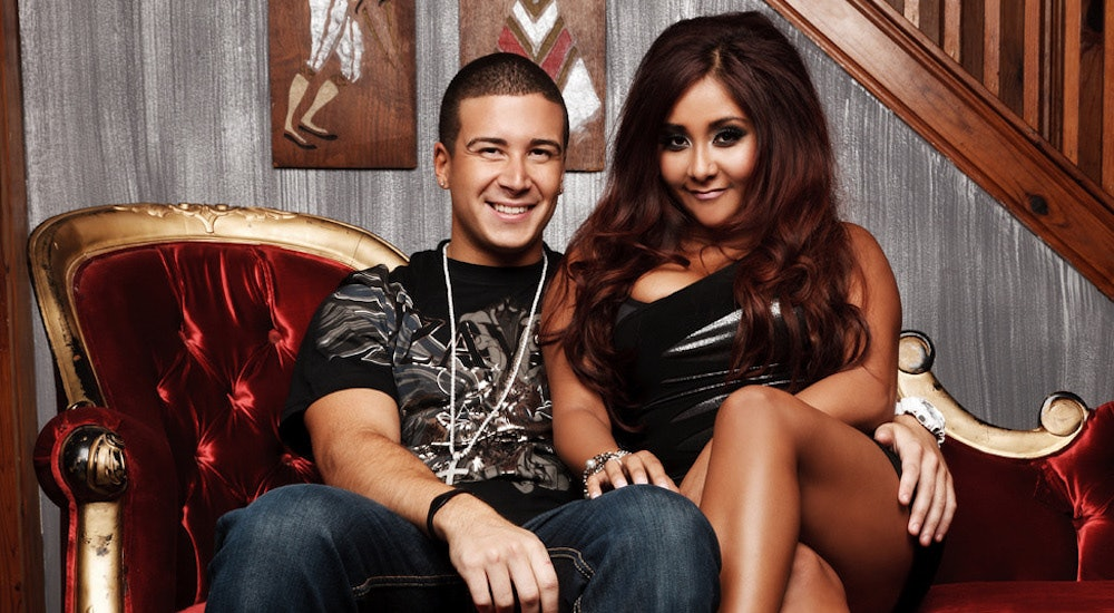 mike snooki dating