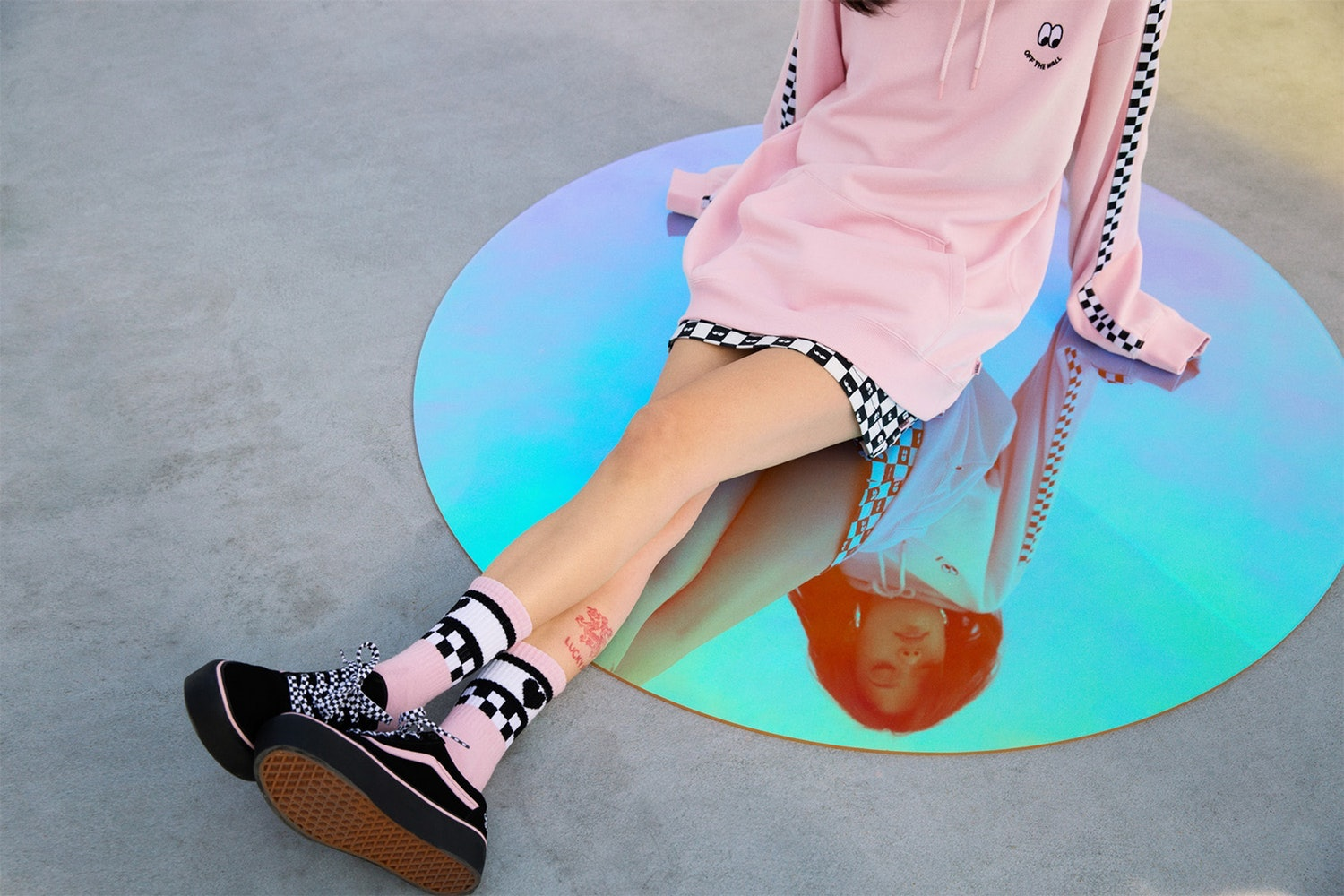 The Lazy Oaf x Vans Collection Will