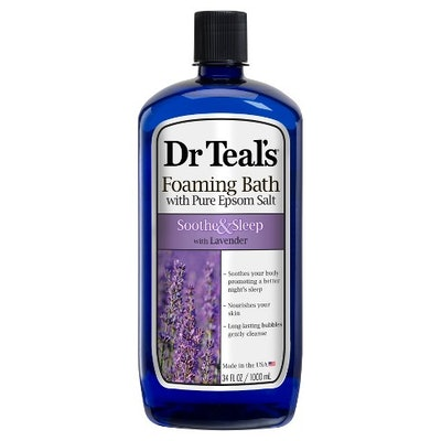 Dr Teal's® Soothe & Sleep Lavender Foaming Bath