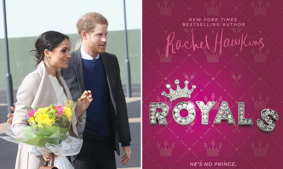 Royals By Rachel Hawkins Is The New Ya Book You Need To Read Before The Royal Wedding