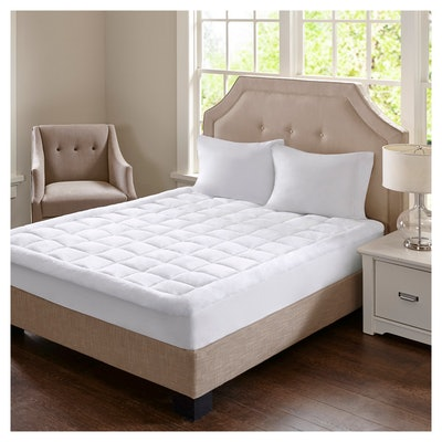 Heavenly Soft Overfilled Plush Waterproof Mattress Pad