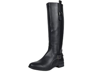 Toetos Knee High Riding Boots