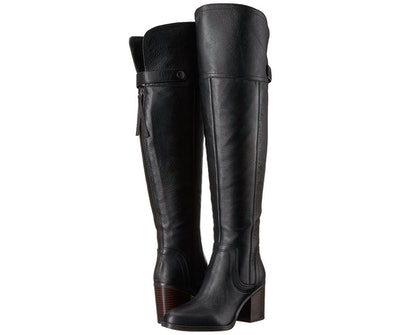 Franco Sarto Ollie Wide Calf Over The Knee Boots