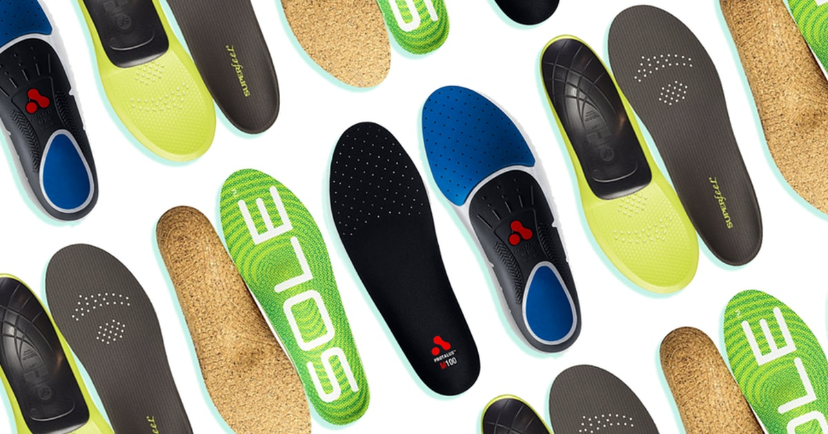 a994c6efa9 The 4 Best Insoles For Flat Feet, According To Experts