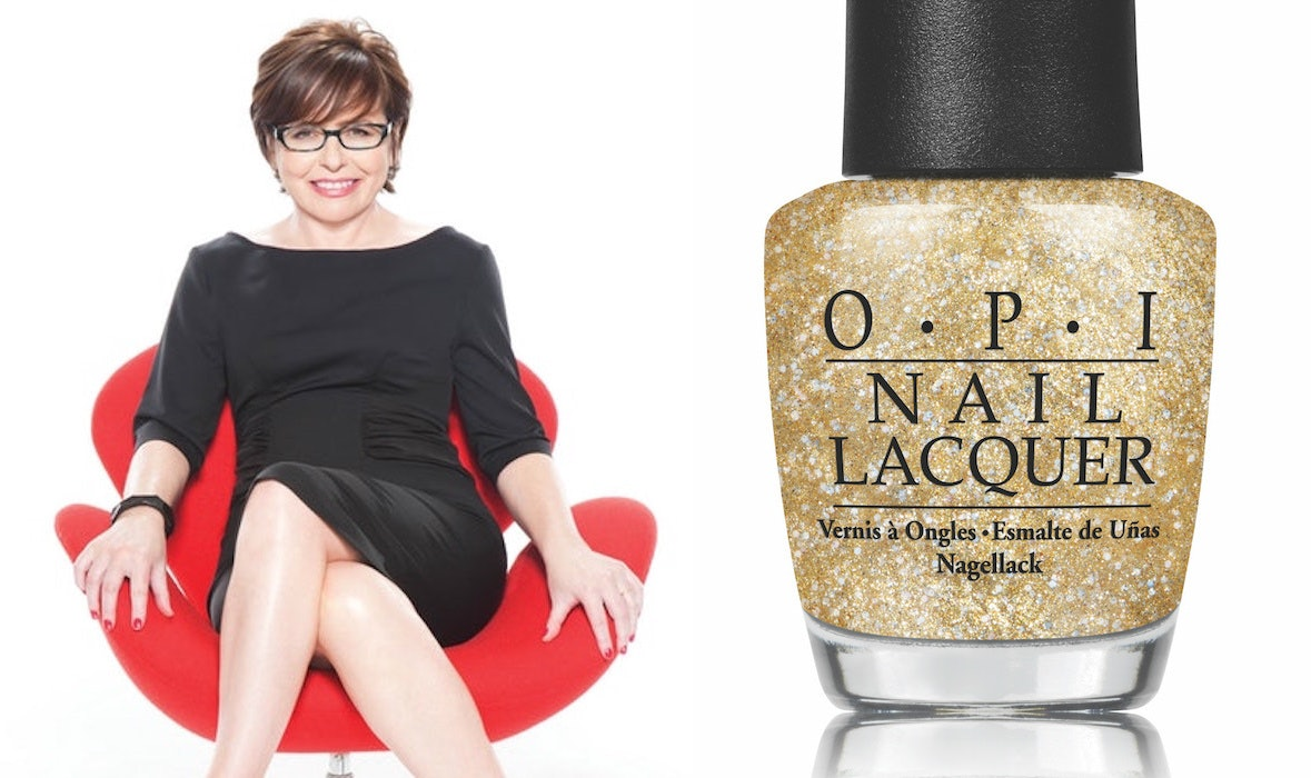 Suzi Weiss-Fischmann Names OPI Nail Polishes For A Living & You\'ll ...