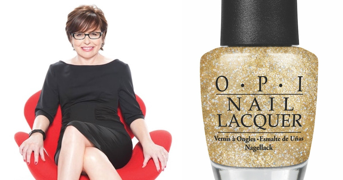 Suzi Weiss-Fischmann Names OPI Nail Polishes For A Living & You'll Wish You Had Her Job