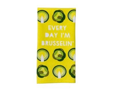 Citrus Pear Vegetable Kitchen Towel