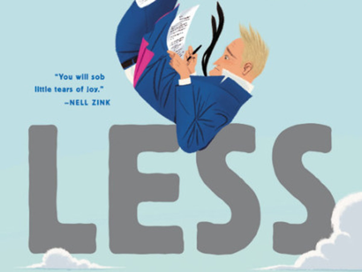'Less' By Andrew Sean Greer Actually Has A Scene About A Pulitzer Prize Win & It's SO Meta