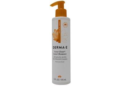 Derma-E Very Clear Cleanser