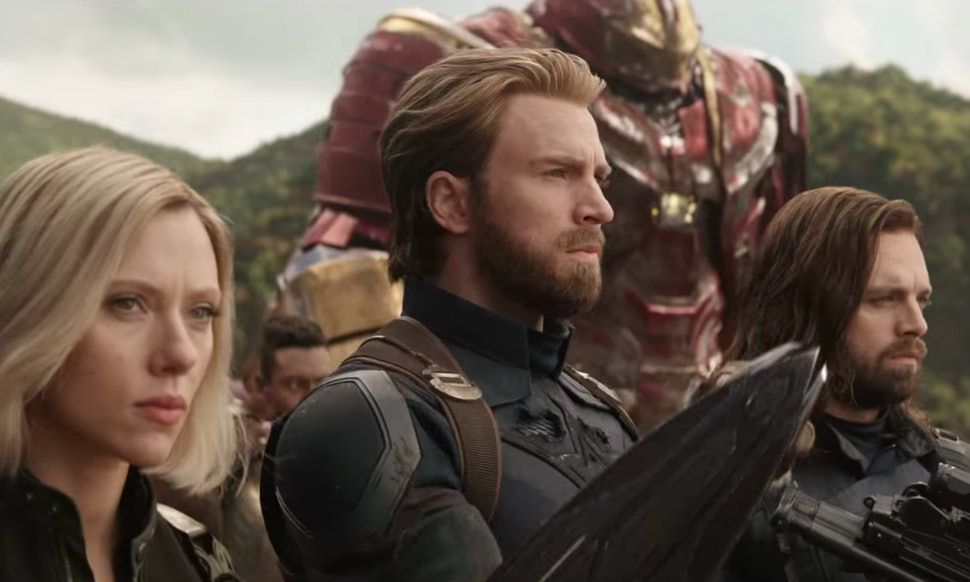 the avengers infinity war time travel theory will throw you for a major loop - The Avengers