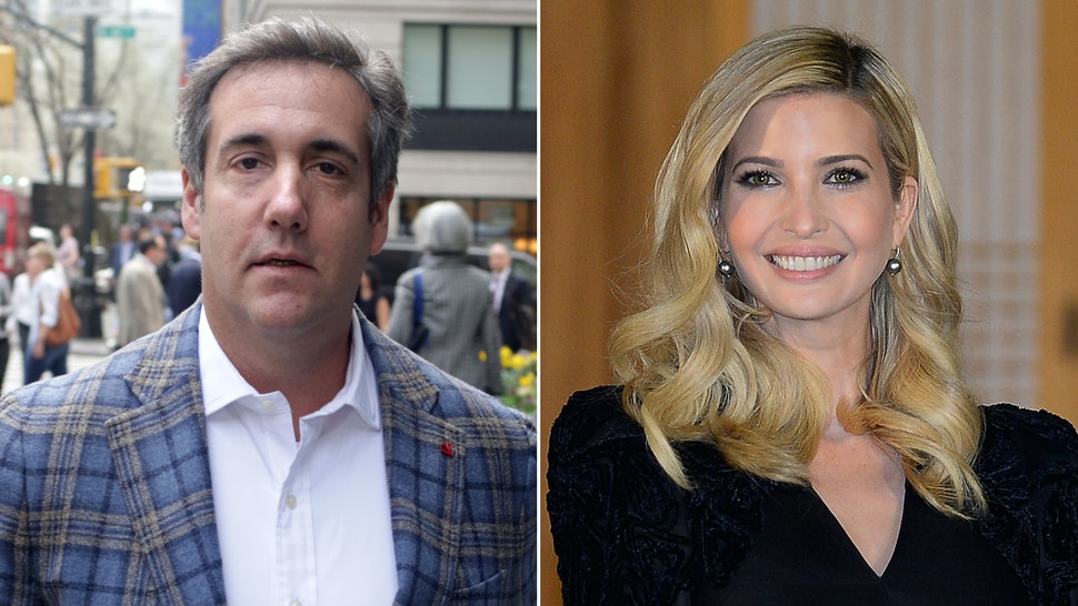 How Ivanka Trump & Michael Cohen Could Go Down Together