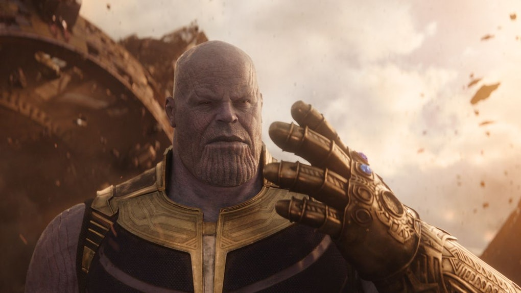 Motion Capture Suit >> Who Plays Thanos In 'Avengers: Infinity War'? The Actor Is Unrecognizable Out Of Costume