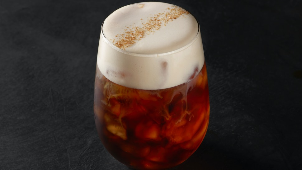What Are Starbucks' Cold Foam Cascara Cold Brew Drinks ...