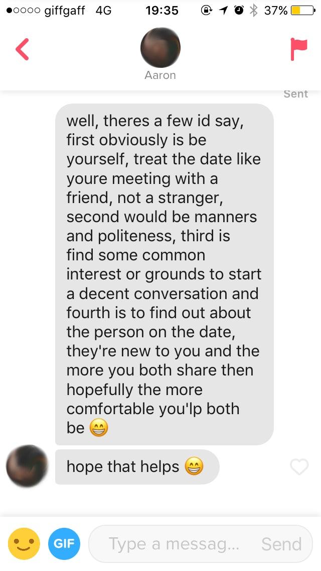 Dating etiquette third date