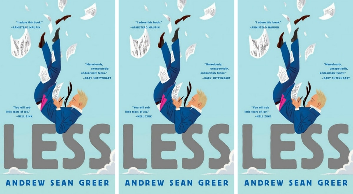 The Pulitzer Prize Winning Novel 'Less' By Andrew Sean Greer Is Exactly The Book We Need Right Now