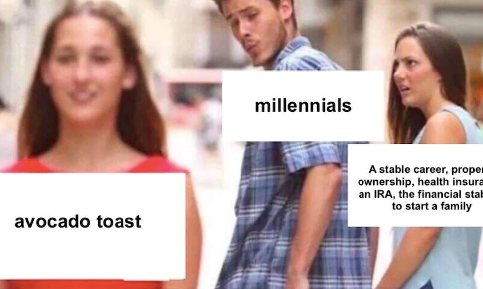 "The ""Distracted Boyfriend"" Meme Has An 18th Century ..."