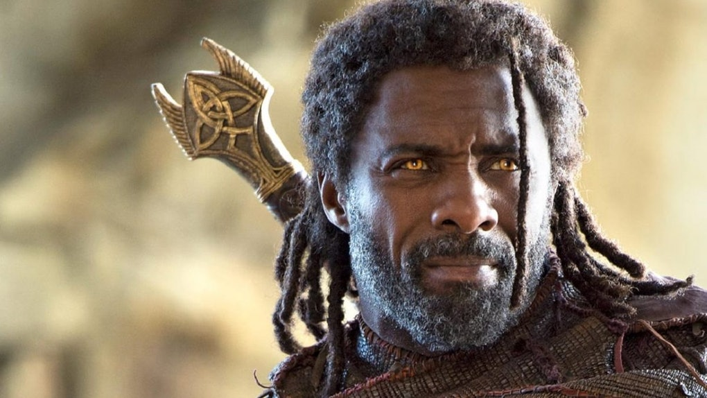 Image result for idris elba in thor