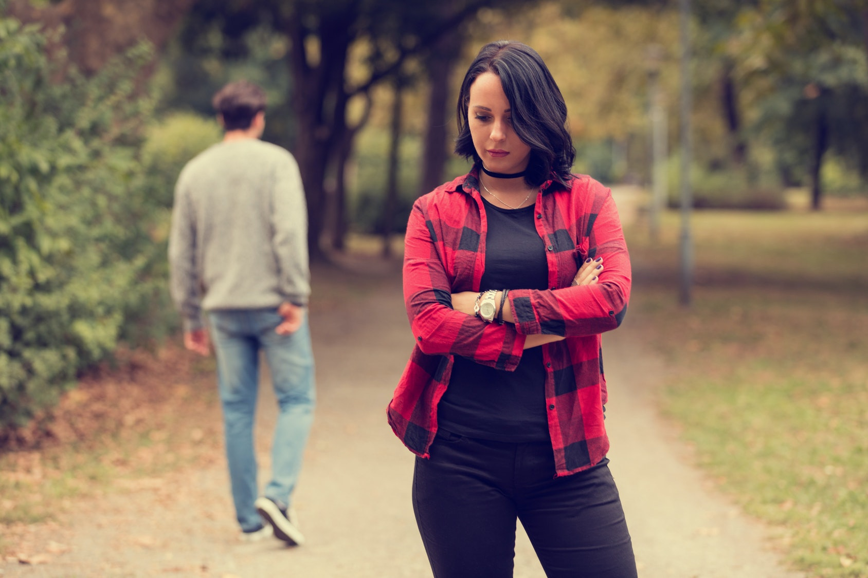 How to get out of an obsessive relationship
