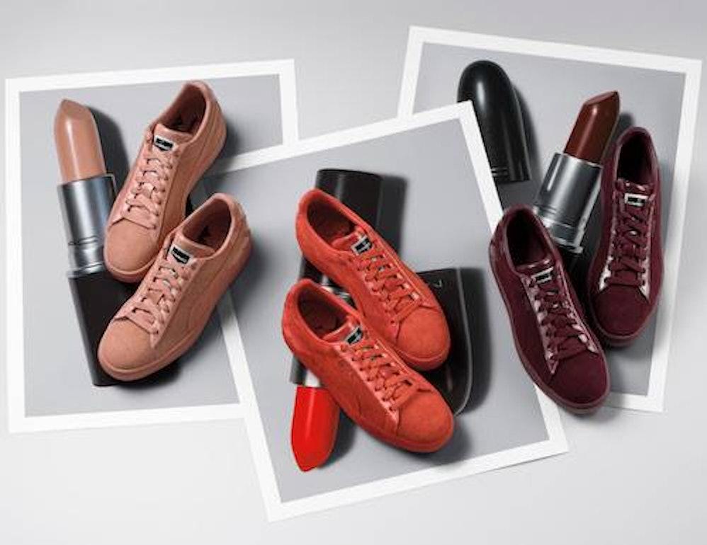 Puma Suede Classic X Mac sneakers