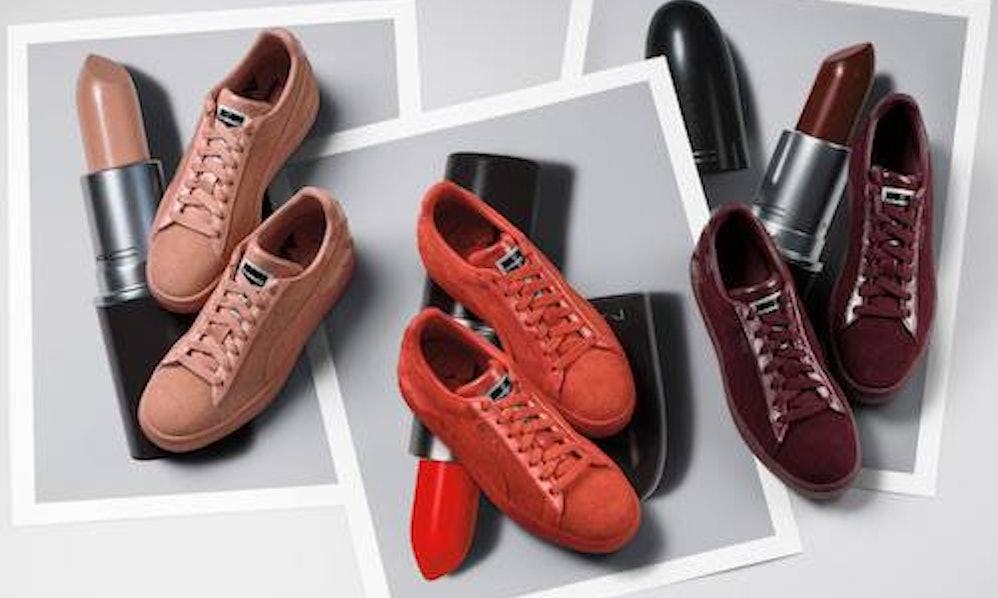Puma Suede Classic X Mac sneakers FWIhdzGd