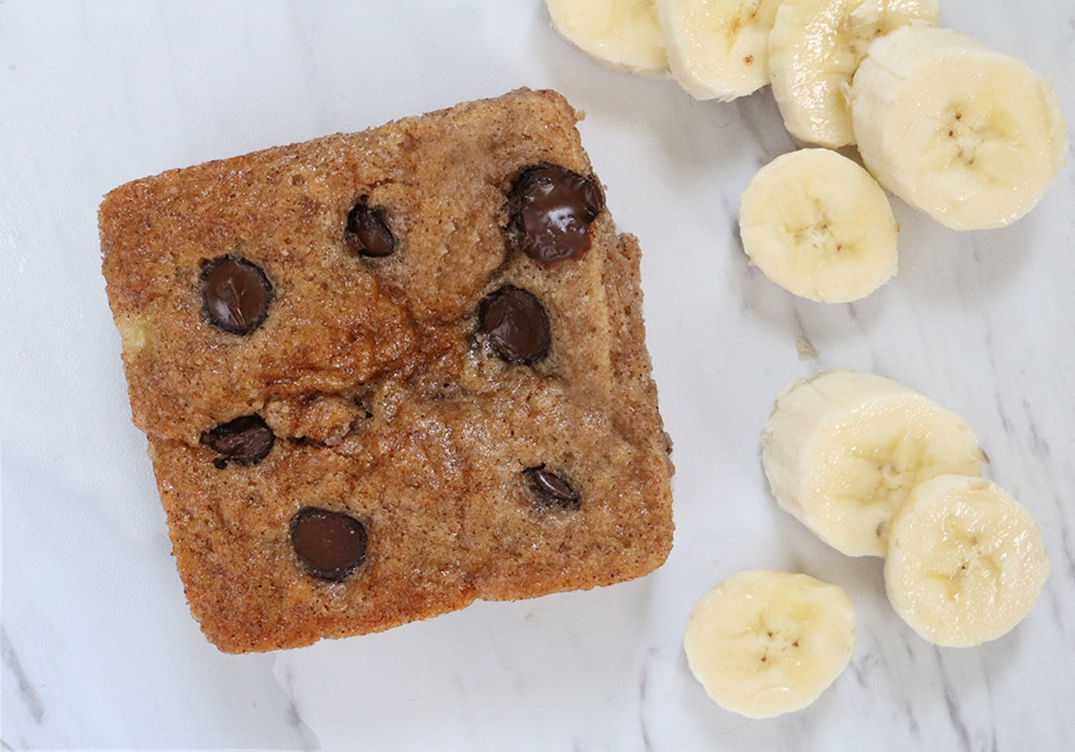 This Banana Bread Recipe For One Person Is As Gorgeous As It Is Easy To Make