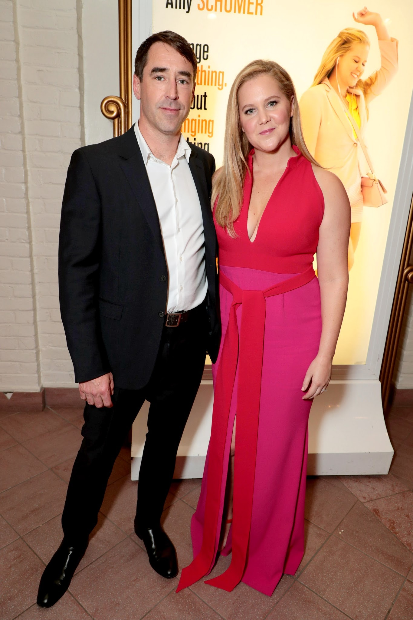 b03796771a Amy Schumer   Chris Fischer s Red Carpet Debut Just Happened   They Looked  So In Love