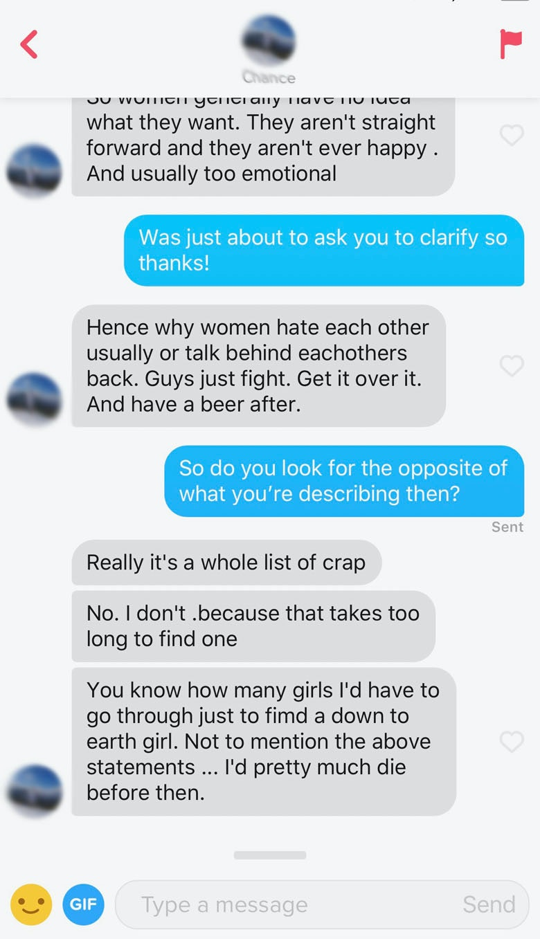 I Asked All My Tinder Matches About Their Ideal Girlfriend