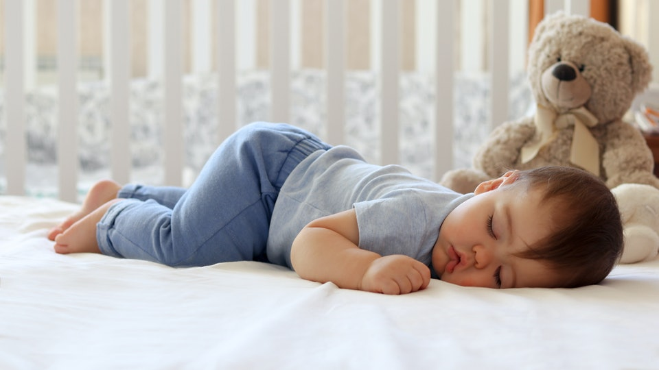 Why Do Babies Sleep With Their Butt In The Air Child S Pose Is Comfy For A Reason