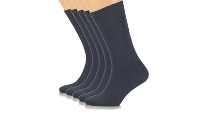 Elite Business Casual Bamboo and Cotton Socks