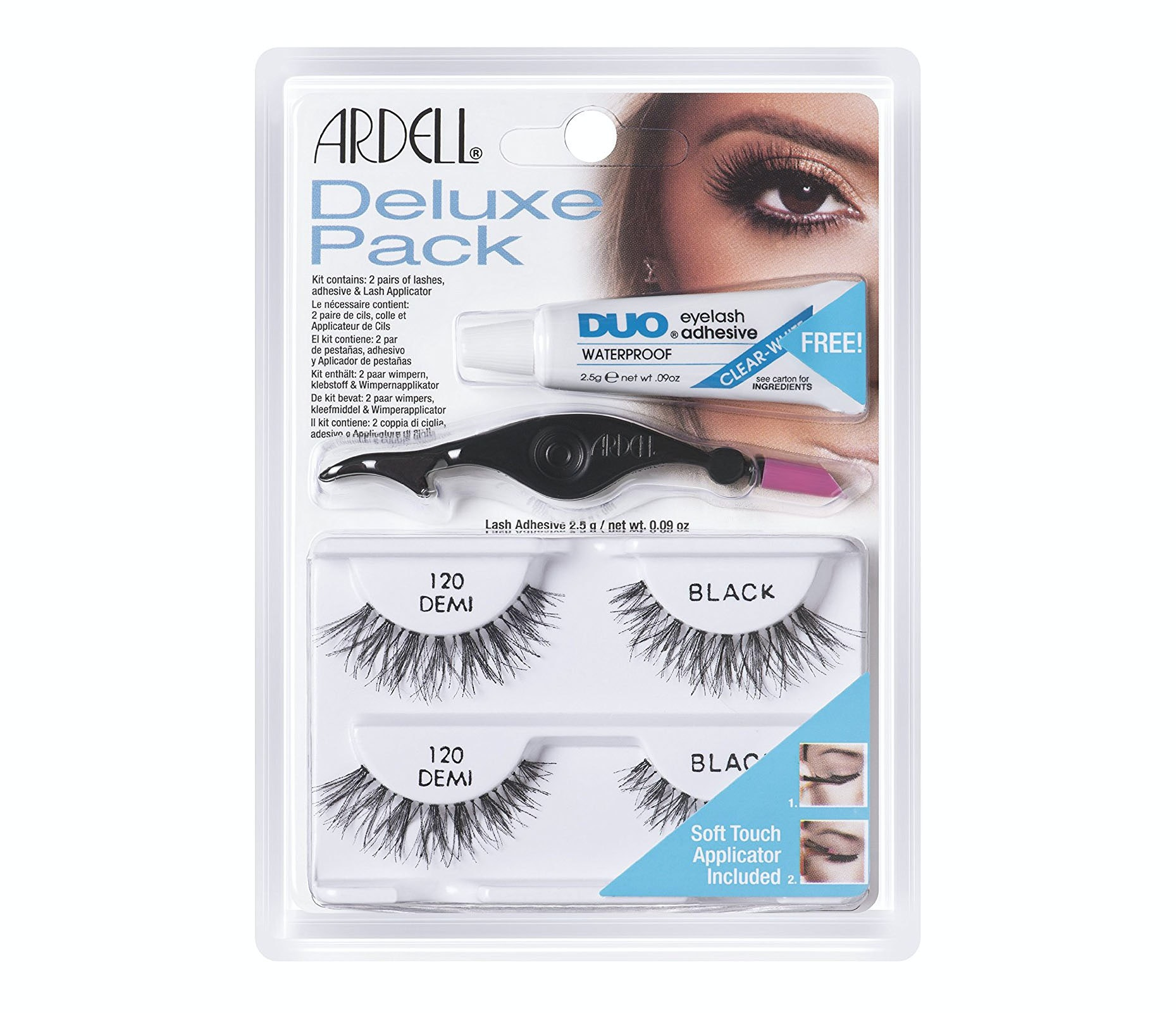 The 5 Best False Lashes For Beginners