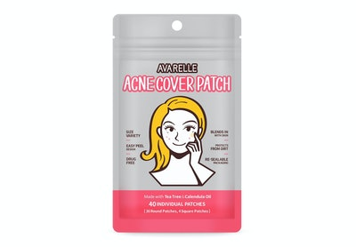 Acne Care Pimple Patch Absorbing Cover With Tea Tree & Calendula Oil