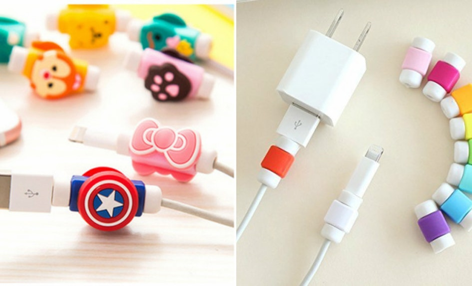 5 Phone Charger Accessories That Will Help Protect Your Cord