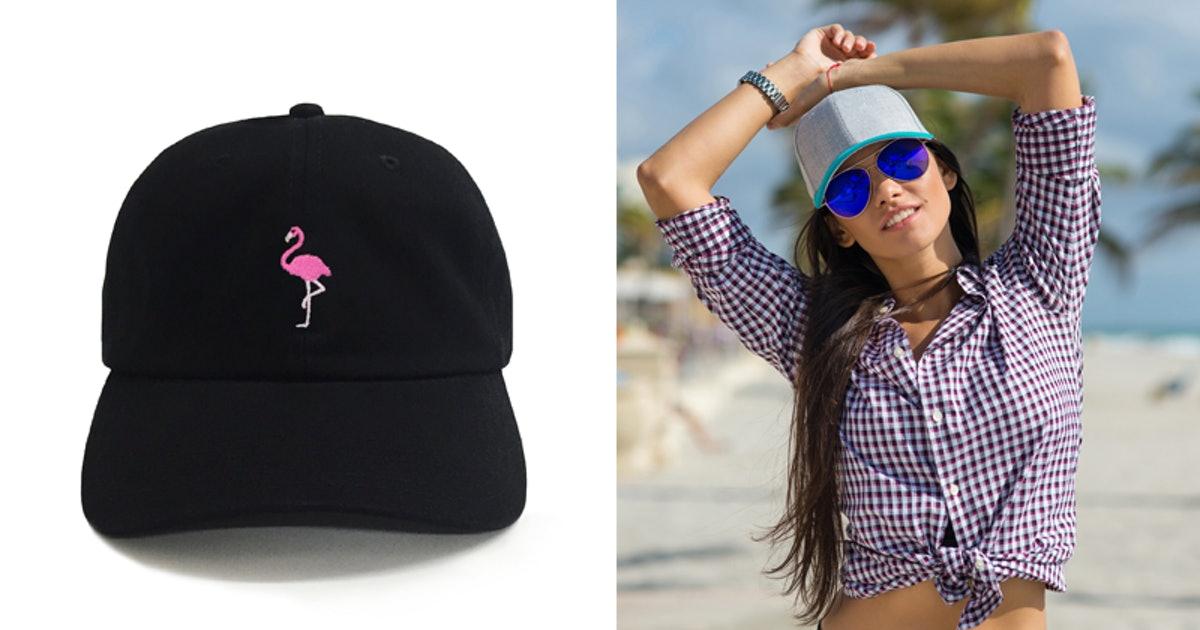 b9ca4316c563c 10 Cute Dad Hats Every Beach Babe Needs For Her Summer Selfies
