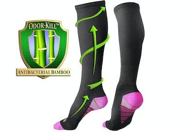 Bams Bamboo Compression Socks