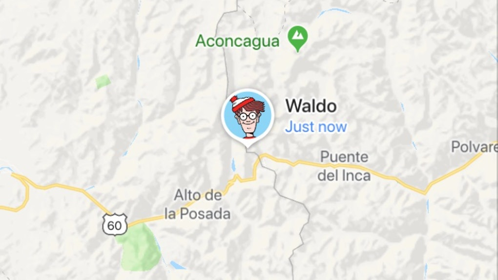 How Long Is 'Where's Waldo?' On Google Maps? It Will Be Gone ... Google Map Format on google find, google illustrations, google design, google information, google print, google status, google backup, google notes, google paper, google media, google creator, google code,
