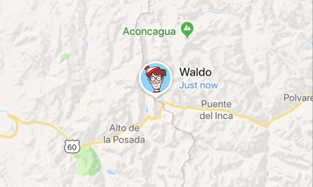 How long is wheres waldo on google maps it will be gone soon on google maps it will be gone soon gumiabroncs Choice Image