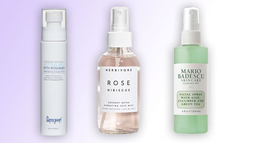 The 5 Best Face Mists For Oily Skin