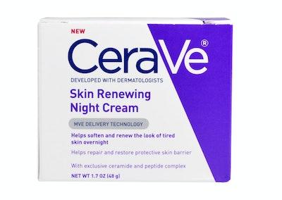 CeraVe Skin Renewing Face Cream