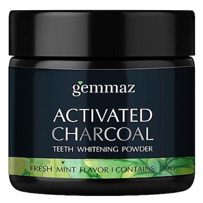 Gemmaz Natural Teeth Whitening Powder