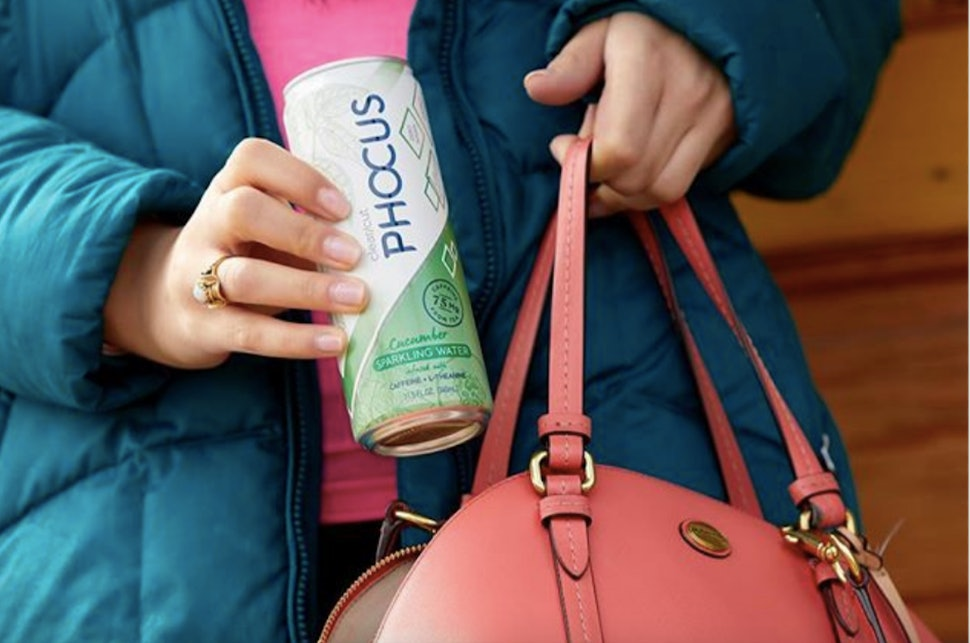 Image result for caffeinated water