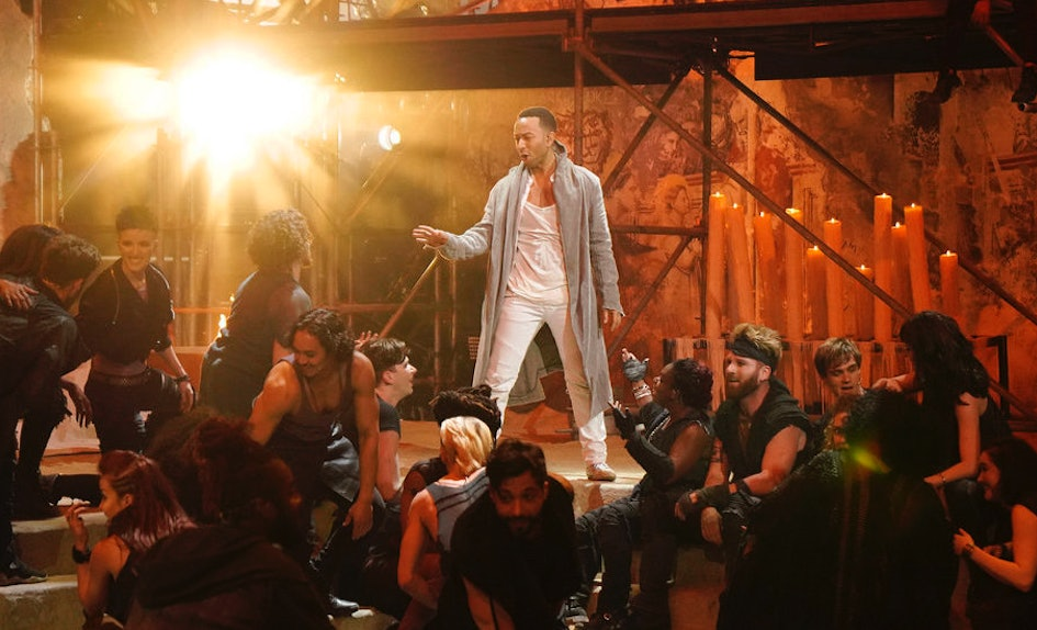 The Lyric Change In 'Jesus Christ Superstar Live' Is Throwing Fans Off & We Want Answers