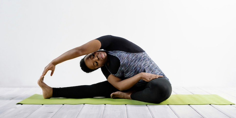 7 Yoga Poses For Laziness To Help You Get Out Of That ...