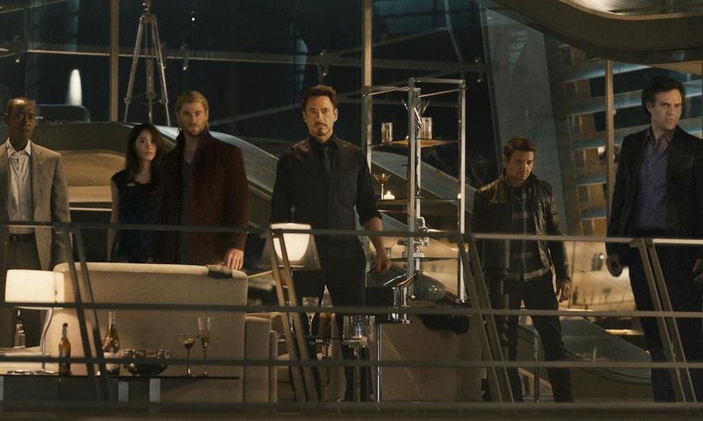 Avengers Ultron Stream